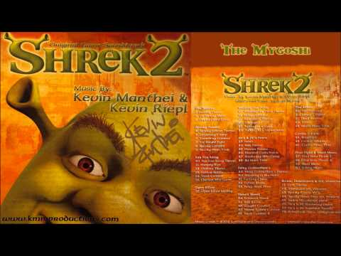 Shrek 2 Game Soundtrack - 01. The Swamp ~ Swamp Theme