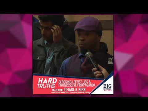 Ryoga Vee's question at #MakeBerkeleyGreatAgain event