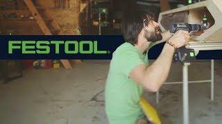 Jory Brigham - Bringing ideas to life with Festool power tools