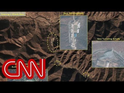 North Korea expands key missile base