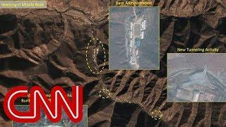 North Korea expands key missile base