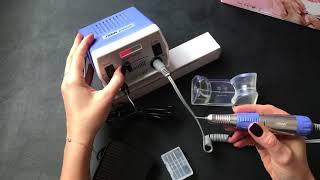 видео Аппараты для маникюра: цены, каталог | Купить оборудование для маникюра и педикюра в интернет-магазине MarketShell.ru