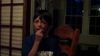 Jacob Finally Loves Finger Steaks