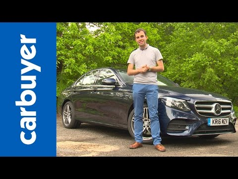 Mercedes E-Class saloon 2016 - Carbuyer