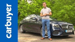 New 2016 Mercedes E-Class saloon in-depth review – Carbuyer – James Batchelor