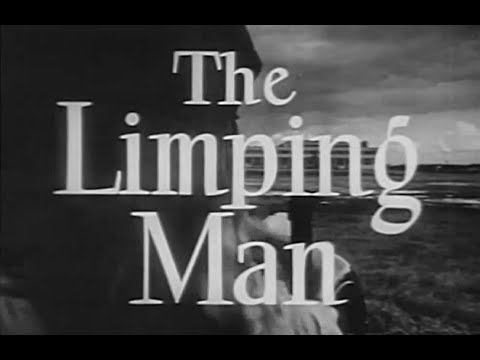 Scotland Yard Film Noir - The Limping Man (1953)