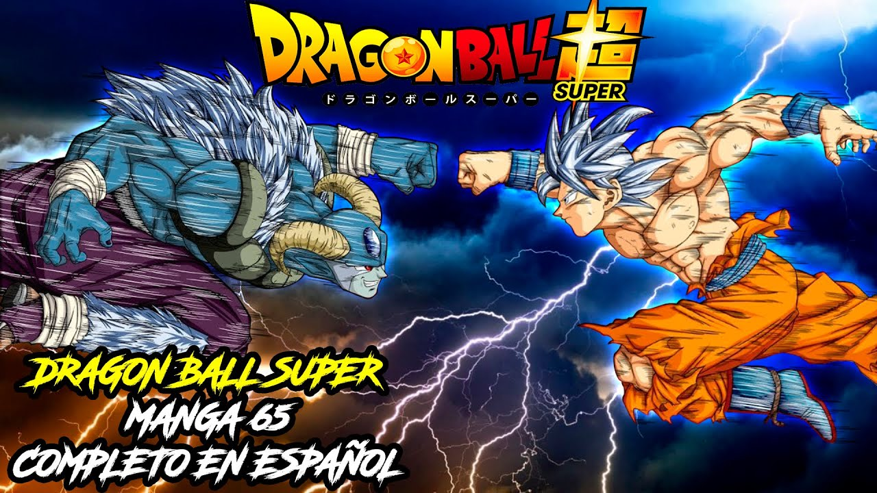 Download DRAGON BALL SUPER MANGA 65 COMPLETO ESPAÑOL LATINO   GOKU EL TERRÍCOLA   GOKU VS MORO   DBS MANGA 66