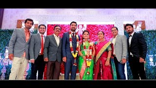 SaiPrasad + LathaVarma Wedding & Reception teaser