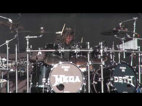 Megadeth - Full set at Rock Fest, Cadott, WI 7-15-17
