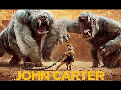 John Carter ( full Moviews English )  Taylor Kitsch, Lynn Collins, Willem Dafoe