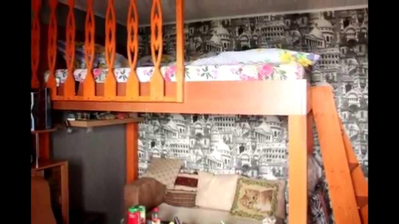Сборка детской кровати икеа SNIGLAR - YouTube