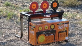 do all outdoors blast back steel target review hd