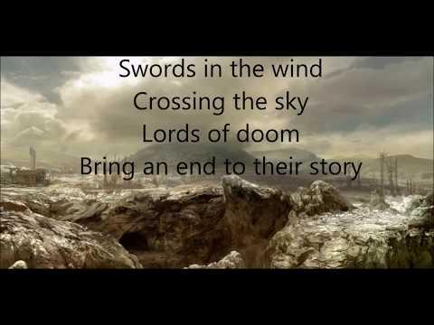 Manowar - Gods of war Lyrics