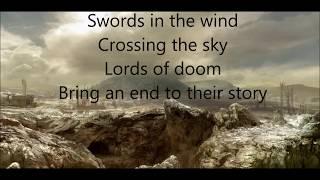 Download Manowar - Gods of war Lyrics Mp3 and Videos