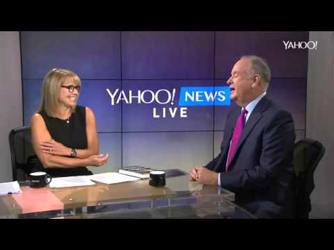 Yahoo News Live   Bill O'Reilly on Trump, and 'Killing Reagan'