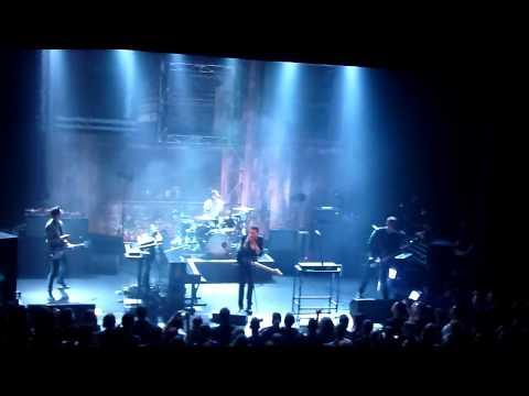 Editors - Escape The Nest, Live in Thessaloniki, Greece, 15/4/2010