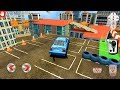 Roof Jumping Car Parking Simulator 2 Android Gameplay FHD - New Car Games for Kids