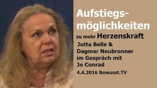 Aufstiegsmöglichkeiten - Jutta Belle, Dagmar Neubronner & Jo