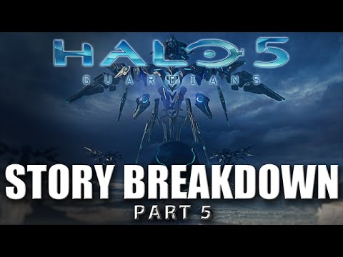 Halo 5 Breakdown - Part 5 (The End)
