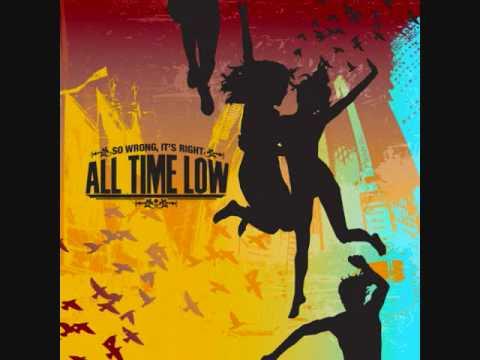 All Time Low-Six Feet Under The Stars w/ Lyrics