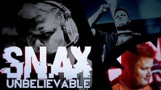 CS:GO - SNAX is UNBELIEVABLE!
