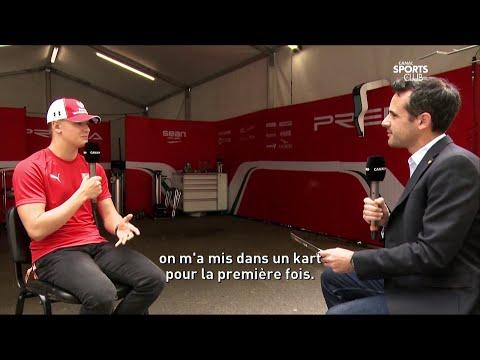 """Canal Sports Club - Mick Schumacher """"Rien n'est plus fort que la course"""""""