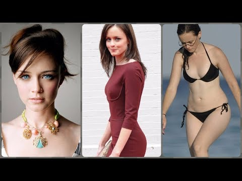Alexis Bledel  Rare Photos  Family  Childhood  Lifestyle