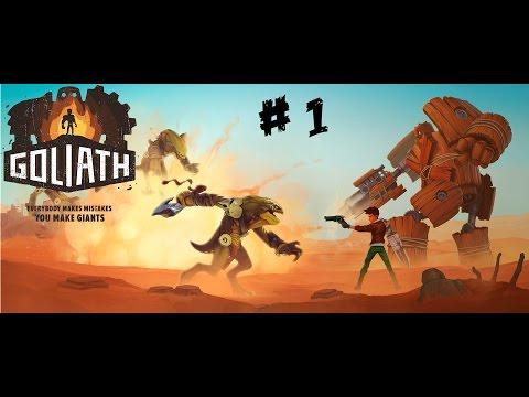 #1 Goliath: Mi primer goliath   Gameplay   Español  