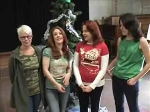 Laguna Playhouse 2 Minutes of Theater: Meet the Winter Wonderettes!