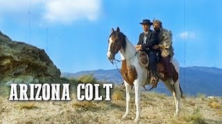 Arizona Colt | SPAGHETTI WESTERN | Wild West | Full Length | Old Cowboy Movie