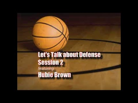 Hubie Brown Defense Clinic Day 2 Trap Rotations