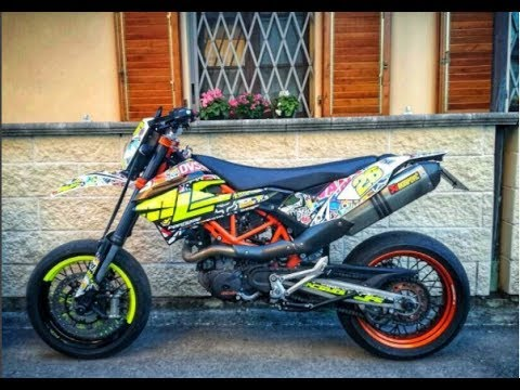 test pignone 15 un mostro ktm 690 smc r daily braap 5 youtube. Black Bedroom Furniture Sets. Home Design Ideas