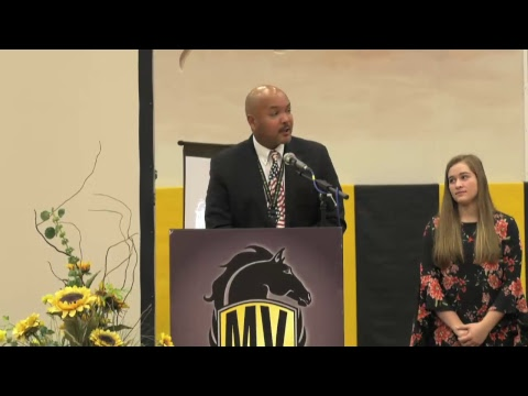 Metea Valley High School Veteran's Day Assembly 2018-19