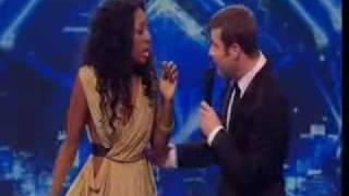 The X Factor 2008 Final - Alexandra Burke Wins the Final