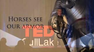 Horses See Our Armor | Sara Sherman | TEDxGullLake