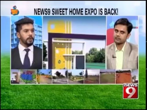Srihari at News9 Studio discussing real estate trends in bangalore full length