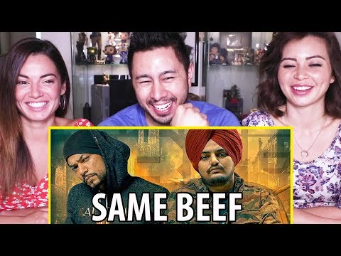 Download Lagu  SAME BEEF | Bohemia ft Sidhu Moose Wala | Byg Byrd |   Reaction | Jaby Koay Mp3 Free