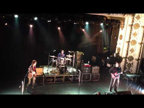 """The Ivorys- """"Hit The Wall"""" Live at The Metro Chicago 04/18/2012"""