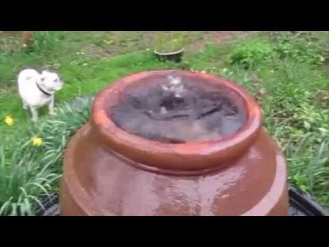 How To Build A Classic Garden Fountain