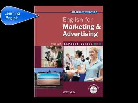 English for Marketing and Advertising  - Tiếng Anh cho ngành Marketing và Quảng cáo