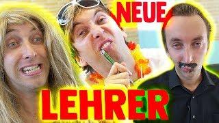 Sandras neue Lehrer -Teil 2 !!!