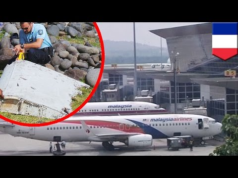 MH370: Reunion 'flaperon' debris may help search for missing Malaysian Airlines flight - TomoNews