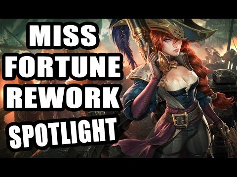 Miss Fortune Rework Patch 514 Spotlight Lol Mf Guide German