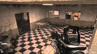 Call of Duty 4: Modern Warfare - Дефим танк #3