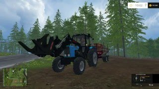 Farming Simulator 15 Мтз 82 v2.0 кун 10