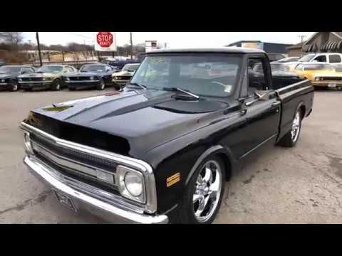 Sold C 10 1970 Maple Motors 12 13 18
