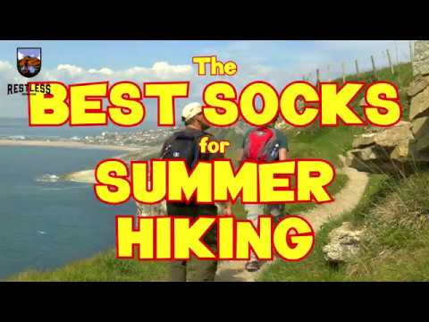 Best Hiking Socks Reviewed by an Avid Hiker