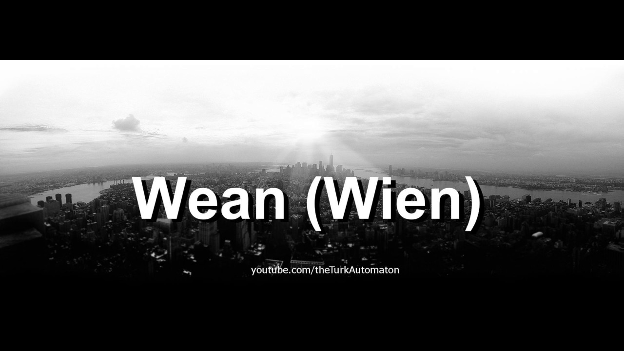 Wean Deutsch