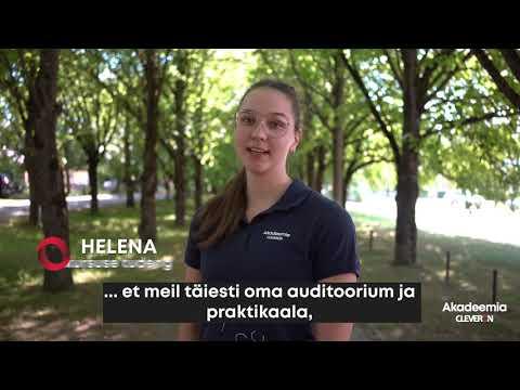 Mis on 3. kursuse tudengite jaoks kõige ägedam hetk Cleveroni Akadeemias?