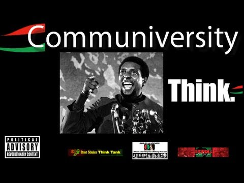 RBG-The FBI and CIA - Dr. Kwame Ture (fna Stokely Carmichael)